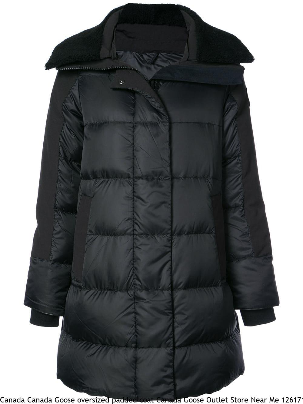 b467759e5e1 Canada Canada Goose oversized padded coat Canada Goose Outlet Store Near Me  12617152