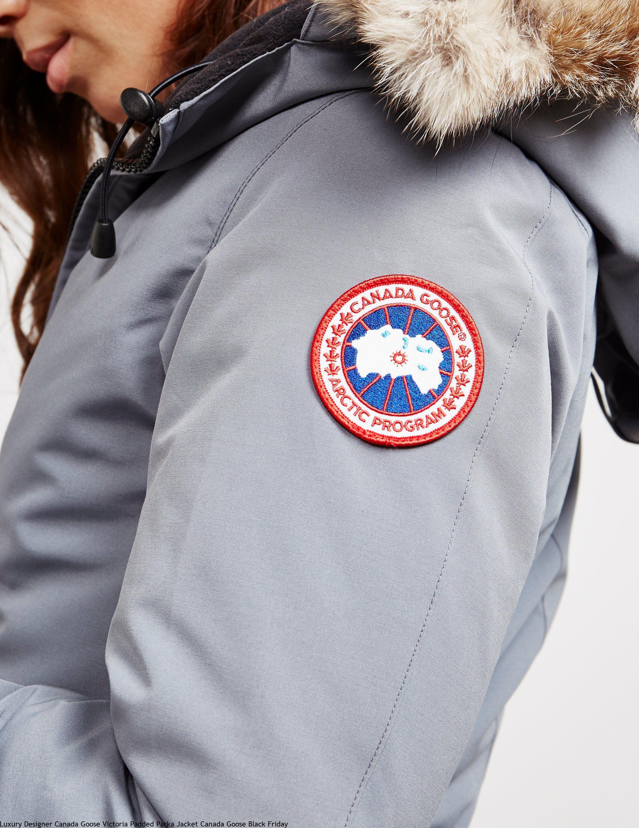 b1ee689c843 Luxury Designer Canada Goose Victoria Padded Parka Jacket Canada Goose  Black Friday – Canada Goose Outlet Sale: Cheap Canada Goose Jackets