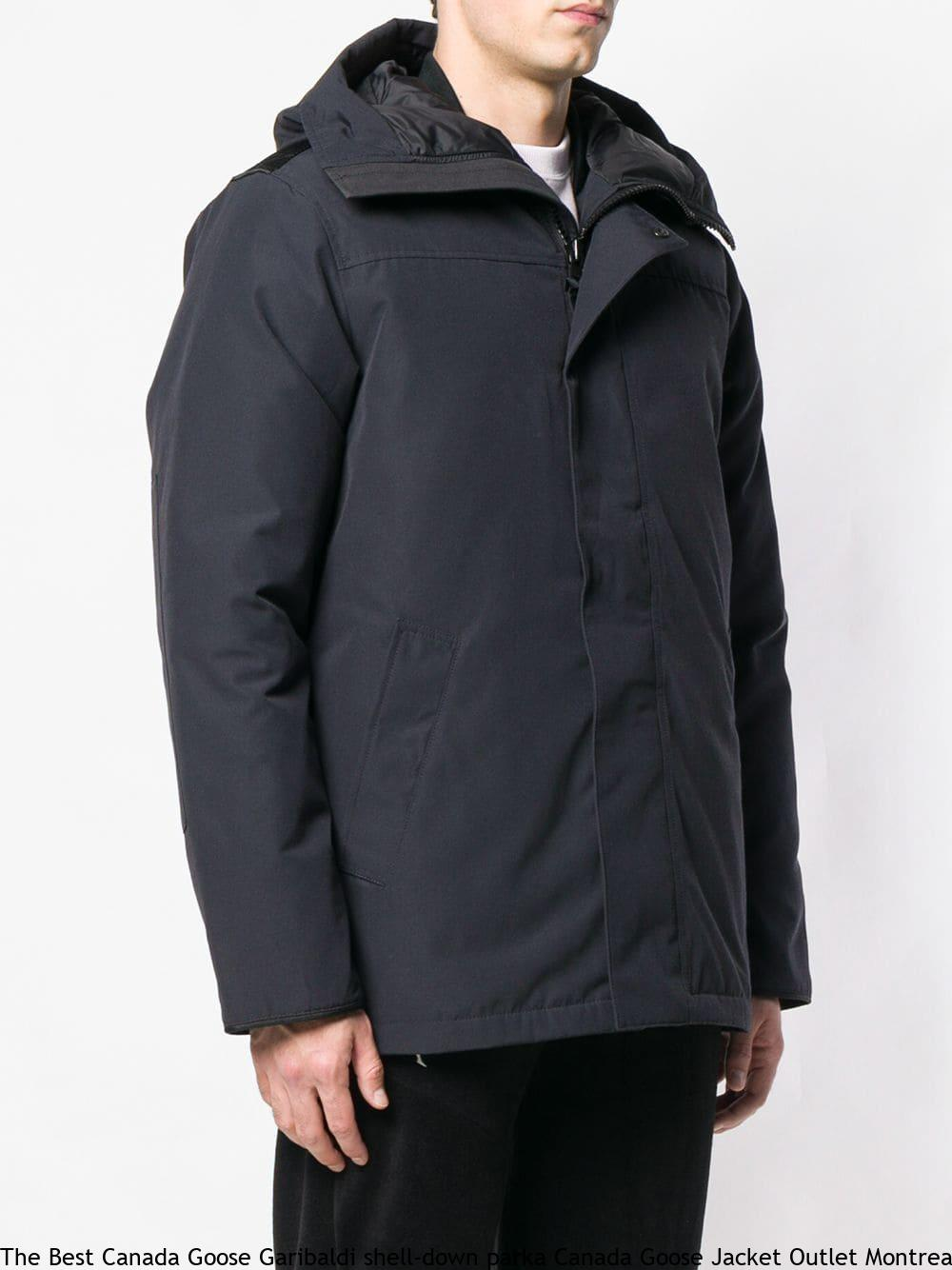 3fc4bde769e The Best Canada Goose Garibaldi shell-down parka Canada Goose Jacket Outlet  Montreal 13303249