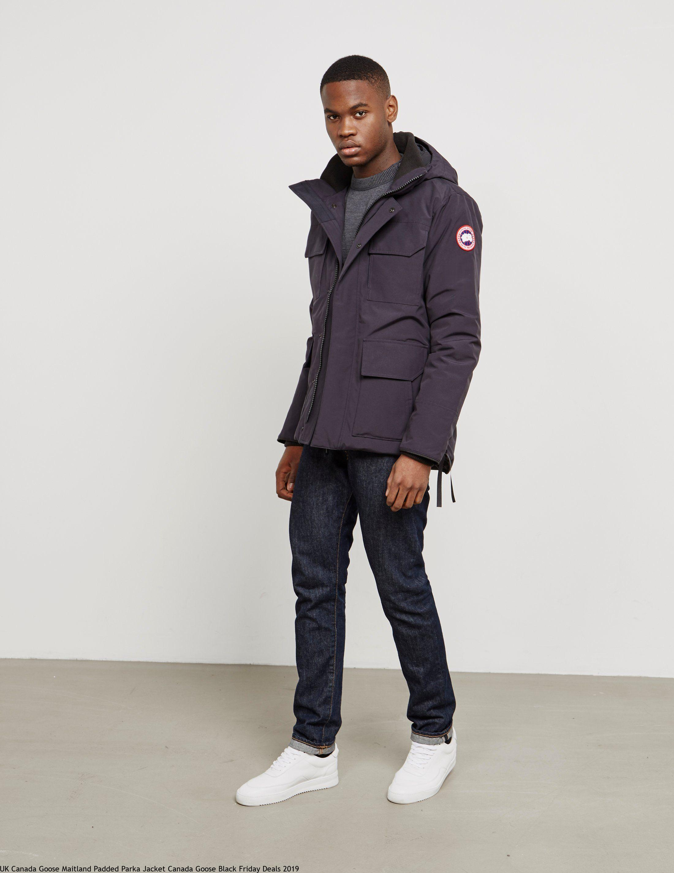 6cf0d14ab82 UK Canada Goose Maitland Padded Parka Jacket Canada Goose Black Friday  Deals 2019 – Canada Goose Outlet Sale: Cheap Canada Goose Jackets
